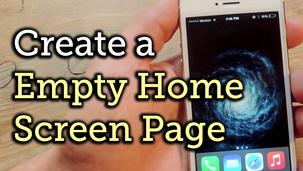 how to add to home screen on ipad