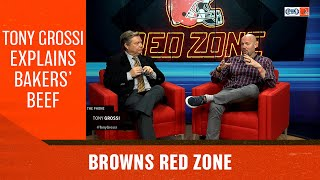 Gambar cover Browns Red Zone - Tony Grossi explains why Baker Mayfield was upset with his question