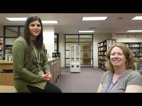 Purple Perk opens at Shamokin Area High School
