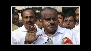 Sonia, Rahul to attend swearing-in ceremony, says Kumaraswamy