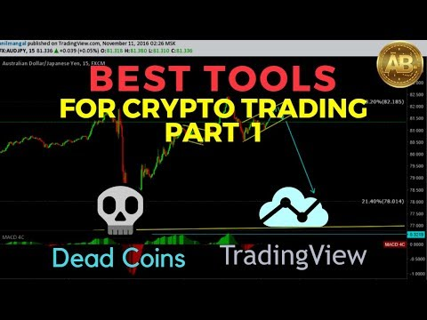 Best Tools for Trading and Investing in Cryptocurrency and Altcoins - Part 1