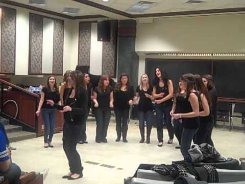 Rip Chords A Cappella Exchange Signed Sealed Delivered Youtube