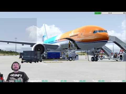 P3Dv4.1 Sabiha Gökçen Airport (LTFJ)→Fuerteventura Airport (GCFV) [Vatsim]