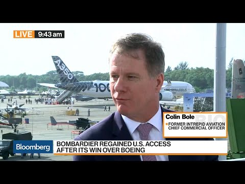 Bombardier Calls Asia-Pacific Region of Unmatched Opportunities