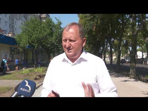 Rada Sumy: Протягом наступних трьох років в місті мають бути відремонтовані всі тротуари, – Олександр Лисенко