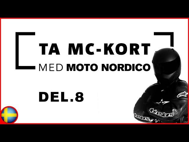 MC-Stövlar & Skor | Steg För Steg På Vägen Till Motorcykelkörkort | Del 8