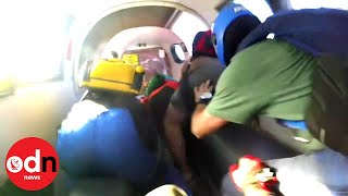 Video shows skydiving plane in terrifying incident before fatal Hawaii crash