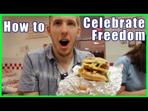 How to Celebrate FREEDOM | Evan Edinger