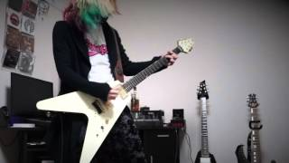 Gambar cover VAMPS - EVANESCENT Guitar Cover by uki