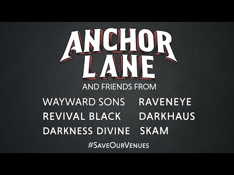 Anchor Lane And Friends From 'Whiskey In The Jar'