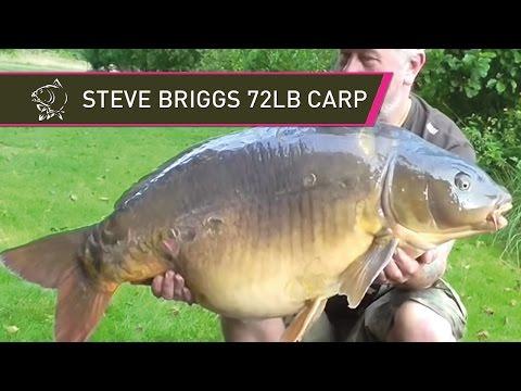 Carp Fishing 72lb Carp Steve Briggs Blog At Badgers Holt - NashTV The Blogs