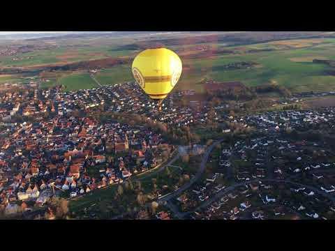 hot air ballonteam kassel # 80