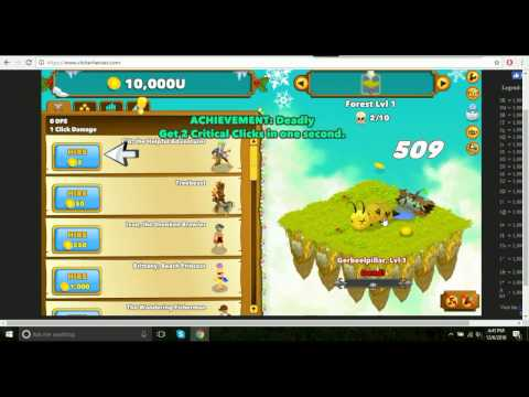 CLICKER HEROES HOW TO GET UNLIMITED COINS, HERO SOULS AND MORE!
