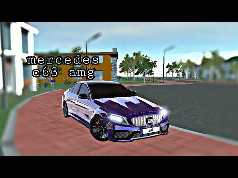 Обновление car simulator 2 mercedes c63 amg