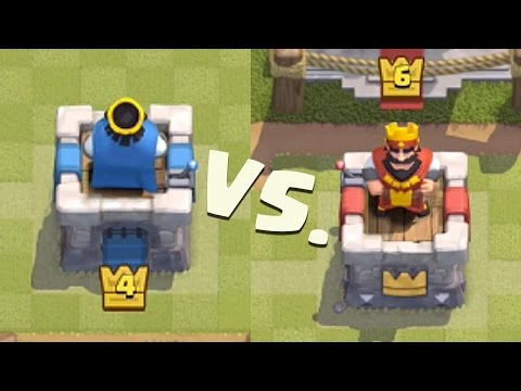 Let's Play Clash Royale Ep. #5: Level 4 vs. 6!