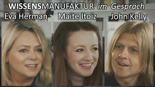 Eva Herman im Gespräch mit Maite Itoiz und John Kelly: Geistige Rüstung durch Musik