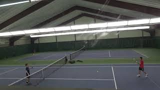 Ben G's Team Tennis Tournament 12 15 18