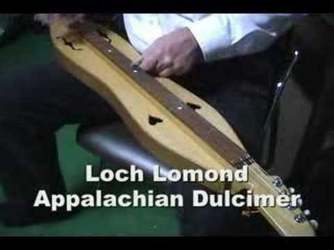 Appalachian Dulcimer - Loch Lomond