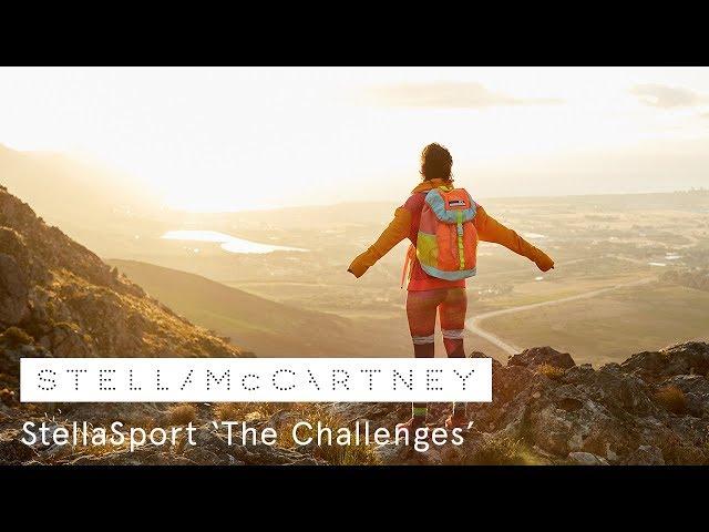 adidas Stella Sport | The Challenges