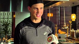 Lopez Pospisil Cook Up A Storm In Kuala Lumpur