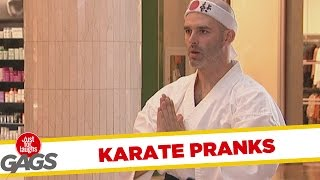 Bromas de Karate  Best of Just For Laughs Gags