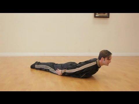 Flabby midriff exercises