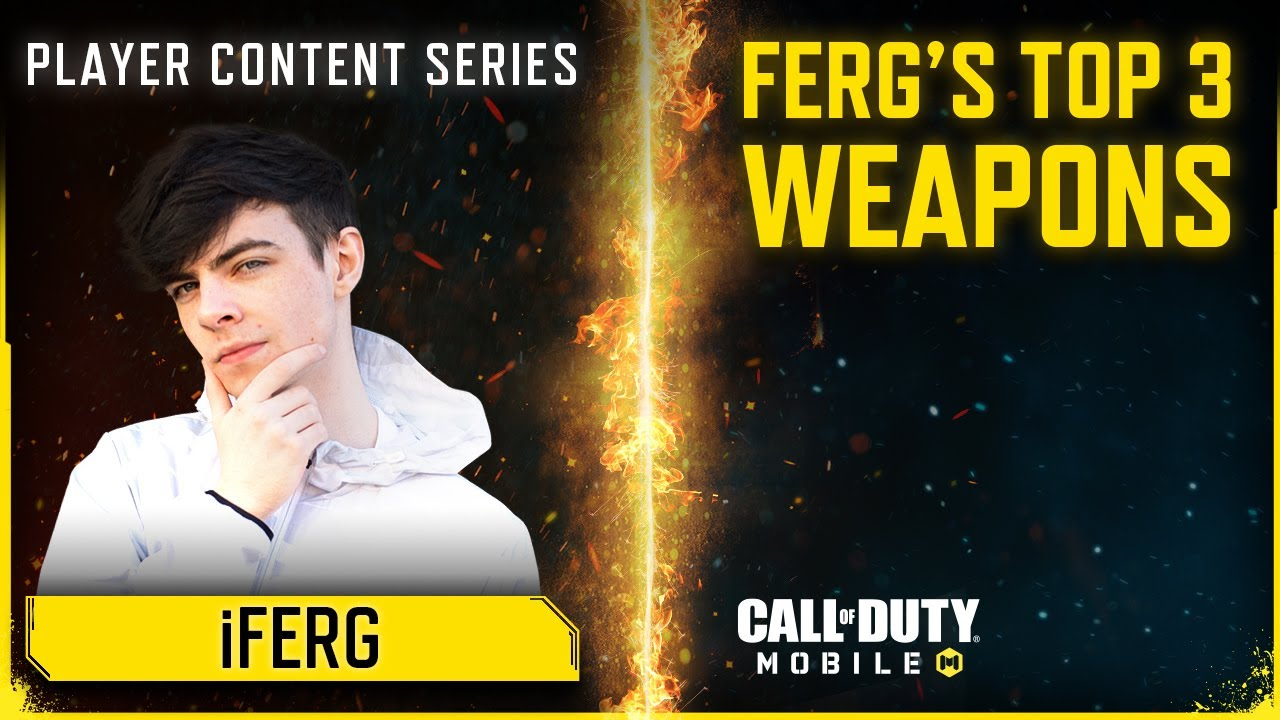 Call of Duty®: Mobile x iFerg | iFerg's Favorite Weapons
