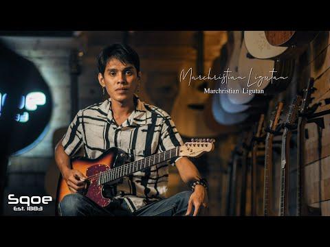 Sqoe Telecaster Guitar Playthrough With Marchristian Ligutan