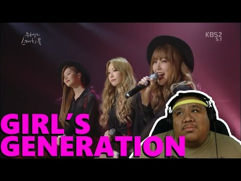 [MUSIC REACTION] Girl's Generation - Cater 2 U by Destiny's Child