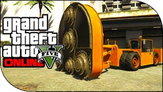 AVOIR LE HVY CUTTER EN MODE ONLINE APRES LE PATCH 1.15 - GTA5 ONLINE GLITCH 1.15