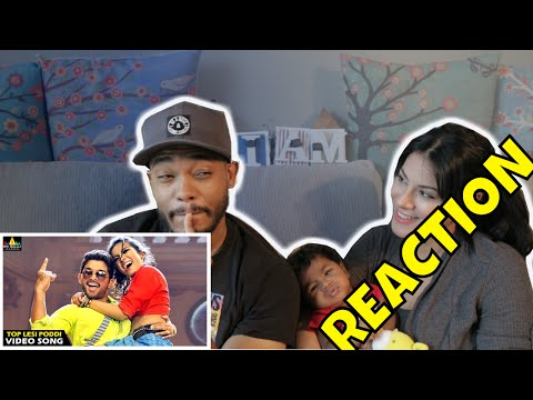 Top Lechipoddi Video Song (REACTION)