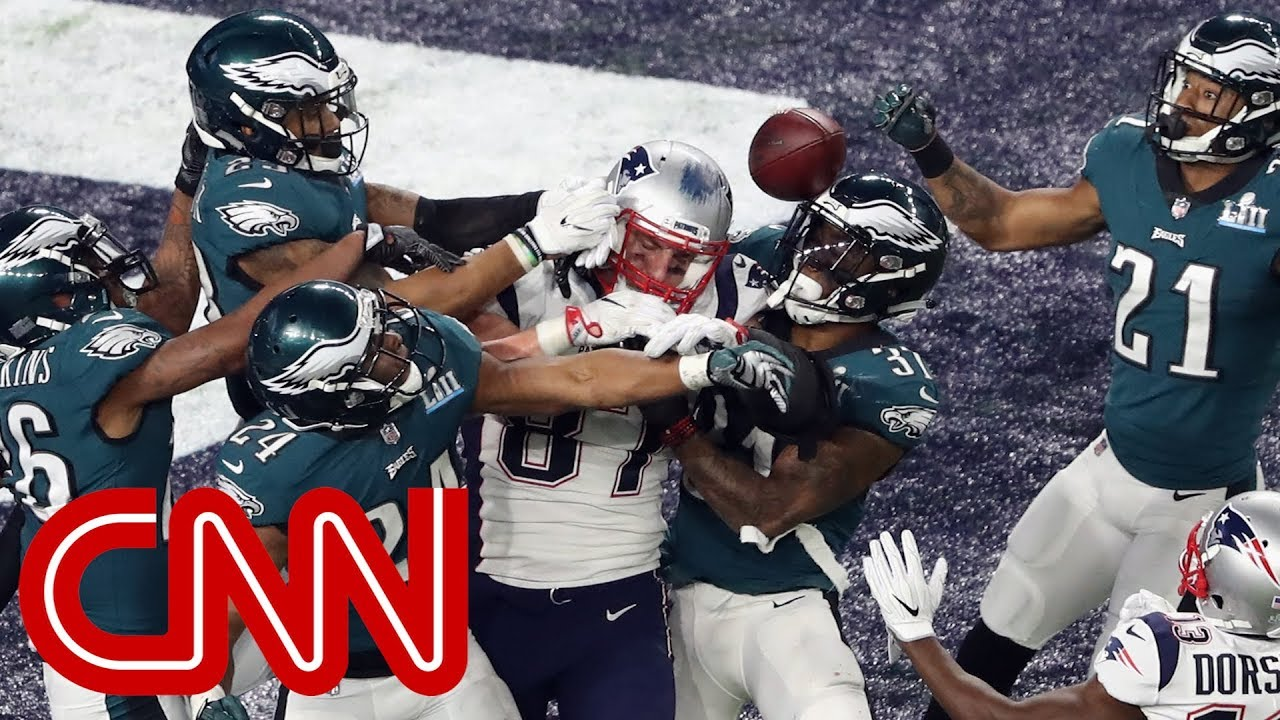 Eagles beat Patriots for Super Bowl LII win #1