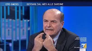 "Pier Luigi Bersani: ""Le Sardine son dei geni, in Emilia Romagna ho fiducia che vinca Bonaccini ..."