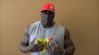 ifbb pro bodybuilder dorian adams 2017 arnold classic interview