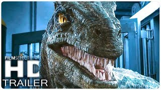 JURASSIC WORLD 2: Fallen Kingdom Final Trailer (2018) streaming