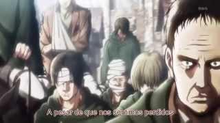 Linked Horizon - Jiyuu No Tsubasa / Wings Of Freedom Sub Español