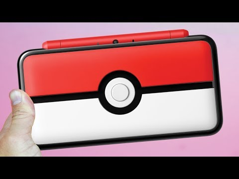Is the New Nintendo 2DS XL Pokéball Edition Worth It? | ALL Red Everything Temptations!
