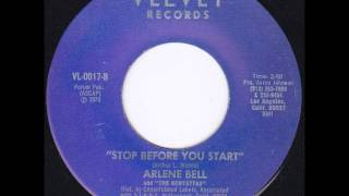 "Arlene Bell And The Kenyattas ""Stop Before You Start"" NORTHERN CROSSOVER SOUL"