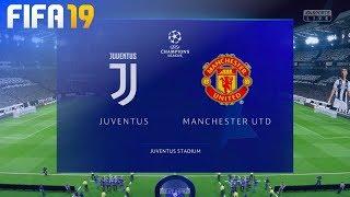 FIFA 19 - Juventus vs. Manchester United @ Juventus Stadium