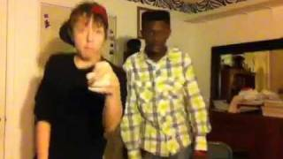 Watch me hit my dougie! (teach me how to dougie remix) BY BRAZEN ENTERTAINMENT
