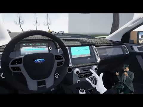 Ford builds a virtual automotive feature simulator with Qt!