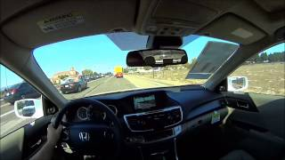 2014 Honda Accord EX-L V6 Test Drive POV