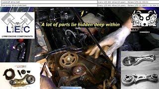 Ford 1.8 TDCi FAI Timing Chain Conversion Install