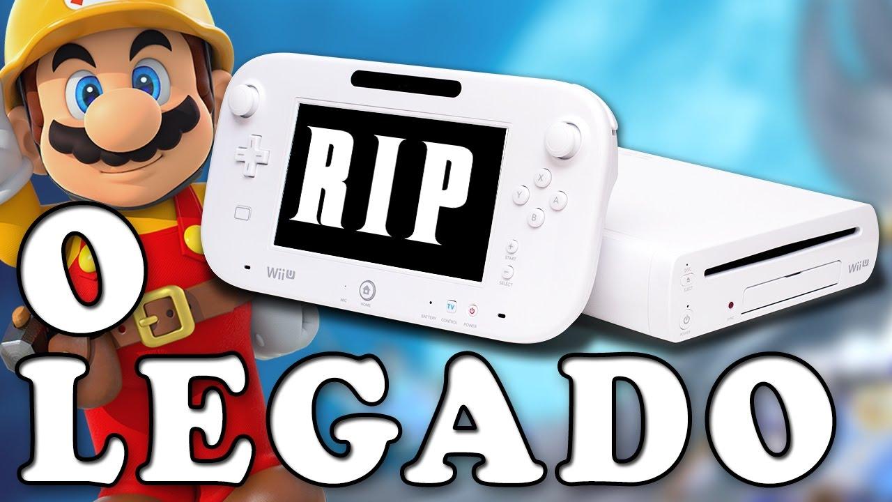 Wii U O Que Este Console Deixou Para N S Youtube