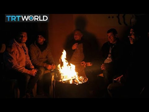 Gaza Winter: Poor families suffer during cold season