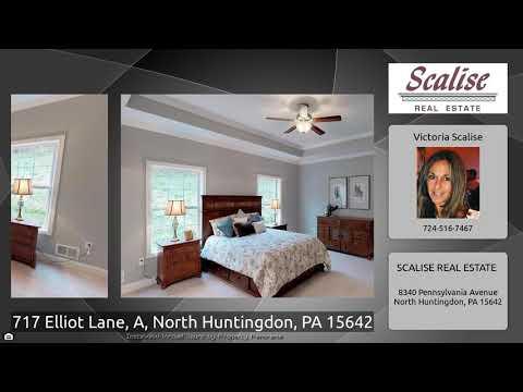 717 Elliot Lane, A, North Huntingdon, PA 15642