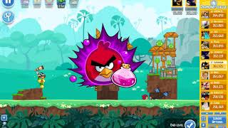 Angry Birds Friends tournament, week 304/1, level 6