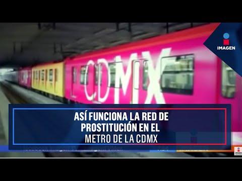 Así es la red de prostitución en el Metro de la CDMX | Imagen Noticias con Francisco Zea