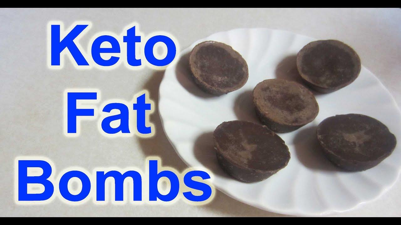 Ketogenic Fat Bombs Youtube