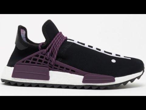 6db27705ebe0f Pharrell x Adidas NMD Human Race Trail Holi  Equality